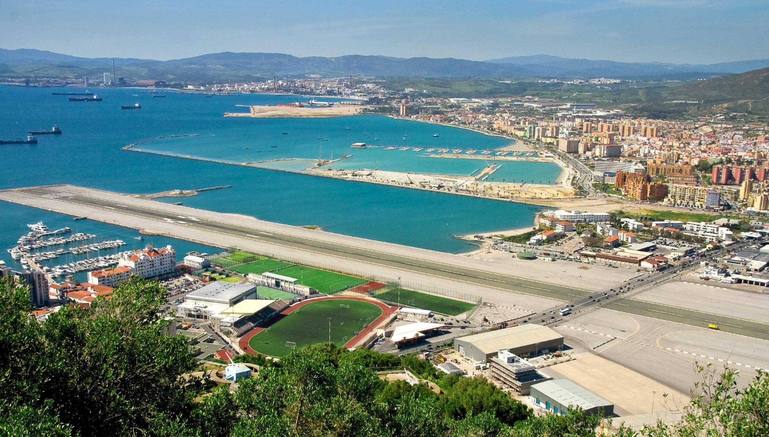 ジブラルタル国際空港