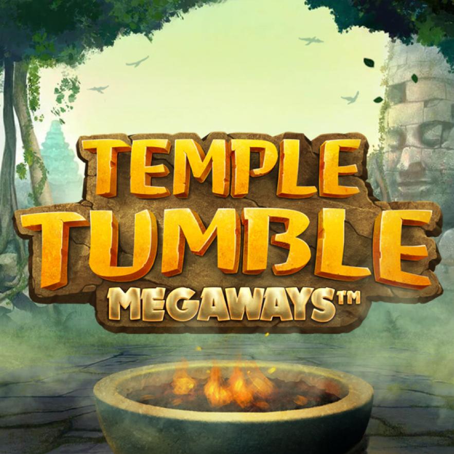 テンプル・タンブル・メガウェイズ (Temple Tumble Megaways)